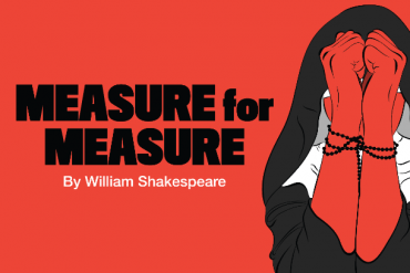 Measure for Measure Presented by FIU Department of Theatre