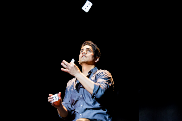 Jason Bishop, Illusionist Presented by Culture Shock Miami