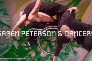 Forward Motion Dance Festival 2 Presented by Karen Peterson and Dancers
