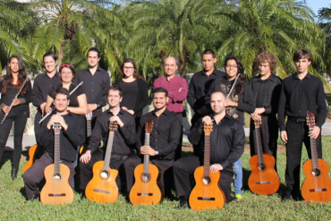 FIU MIAMI GUITAR ORCHESTRA Presented by MIGF 2020