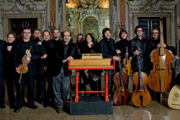 Venice Baroque Orchestra Presented by RK Cultural Productions