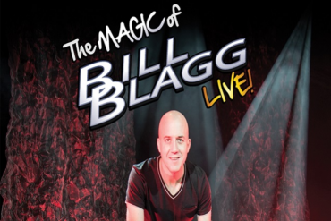 The Magic of Bill Blagg LIVE! Presented by Aventura Arts and Cultural Center