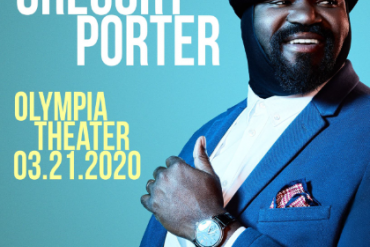 Gregory Porter Presented by Olympia Theater