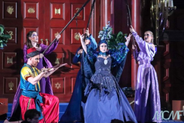 The Magic Flute Opera Presented by Miami Classical Music Festival