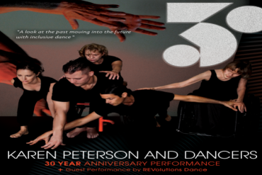 30th Anniversary Performance Presented by Karen Peterson and Dancers