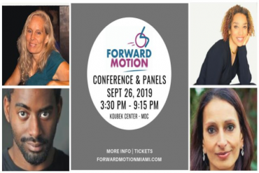 Forward Motion Conference 2019 Presented by Karen Peterson and Dancers, Inc.