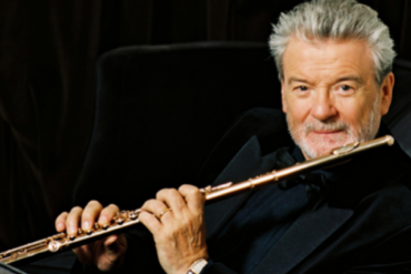 Sir James Galway and Lady Jeanne Galway Presented by SMDCAC