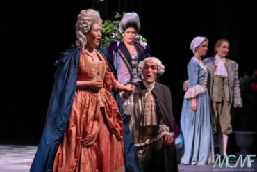 Marriage of Figaro Opera Presented by Miami Classical Music Festival