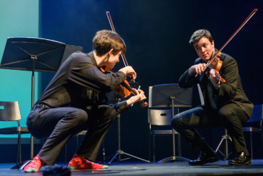 Classical Music Concert & Writers' Readings Presented by National YoungArts Foundation