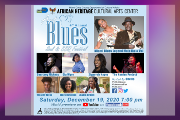 Art Blues & Soul Festival Presented by African Heritage Cultural Arts Center