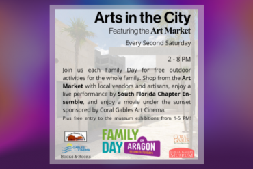 Family Day on Aragon Presented by Coral Gables Museum