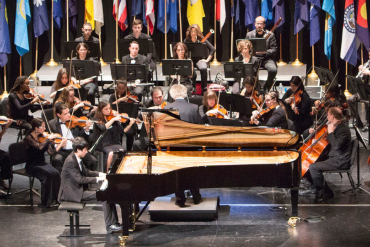 Tenth National Chopin Piano Competition - Semi Finals Presented by Chopin Foundation of the United States
