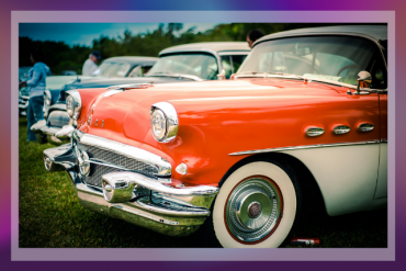 8th annual Vintage Auto Show at Deering Estate
