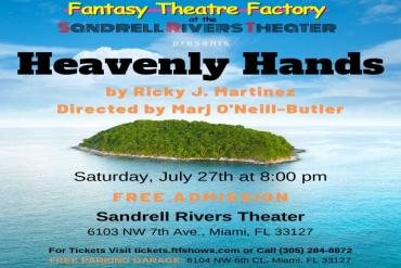 Heavenly Hands Presented by Fantasy Theatre Factory