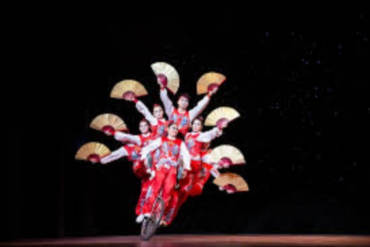 Golden Dragon Acrobats Presented by Aventura Arts & Cultural Center