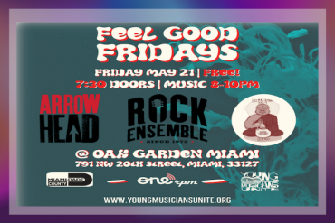 Feel Good Fridays Presented by Young Musicians Unite