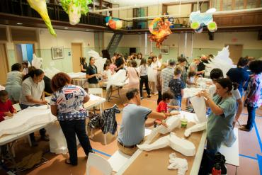 Hands-on Art Making Workshops Presented by Vizcaya Museum and Gardens