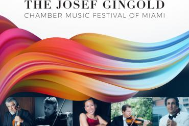 All Roads Lead to Vienna Presented by The Josef Gingold Chamber Music Festival of Miami Date 2019-07-26